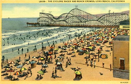 Park Ocean Apartments Long Beach