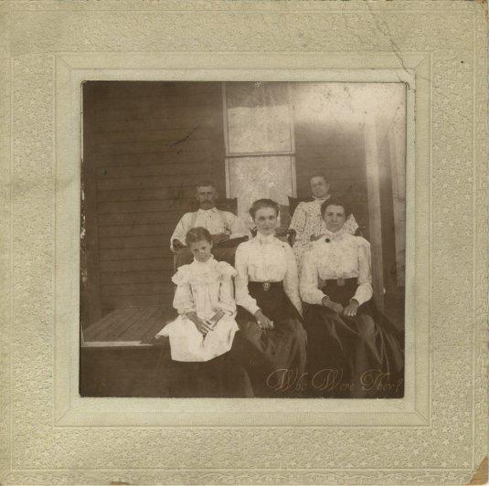 mystery family 1