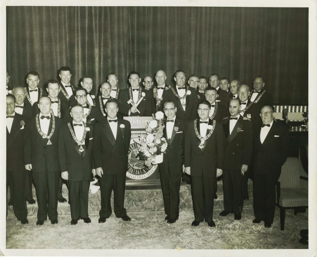 Masonic celebration