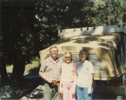 1971 Puma Tent Trailer