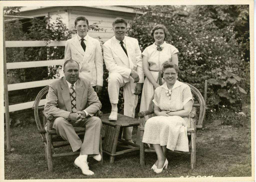 Nunn Family 1950s