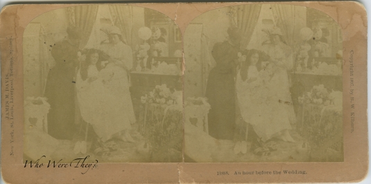 Wedding stereoscope