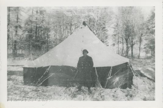 Carroll, taken at Verdun, France 1944