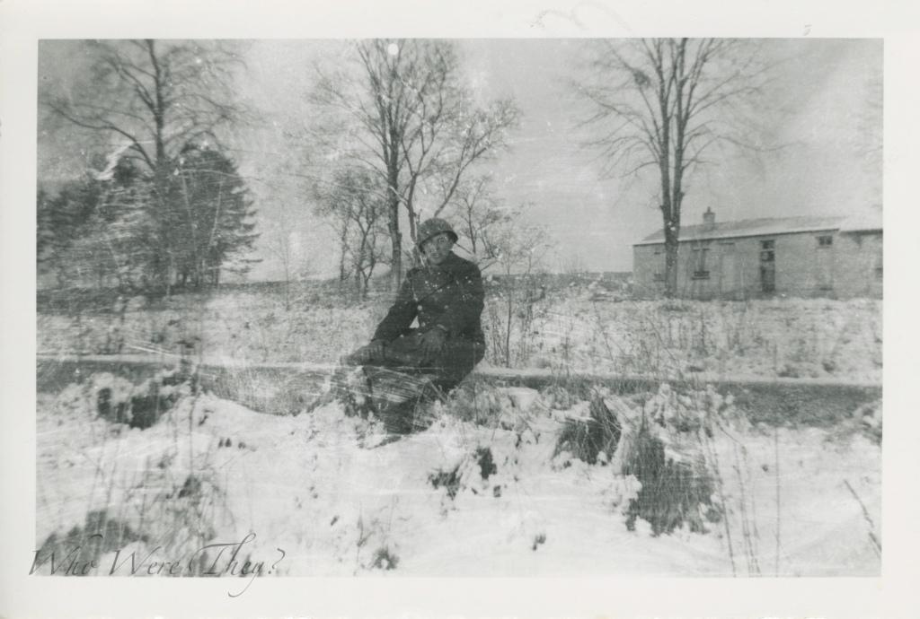 Carroll at Verdun, 1944