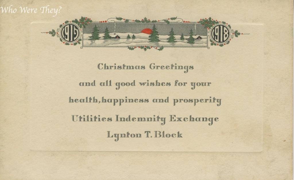 Utilities Indemnity Exchange